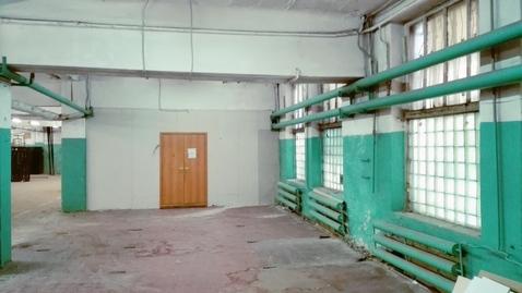 Аренда - помещение под теплый склад, производство Водный стадион