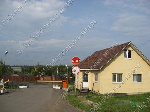 Новорижское ш. 48 км от МКАД, Введенское, Участок 7.3 сот.