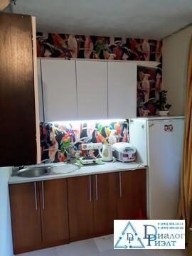 Однокомнатная квартира – студия 22,2 кв.м. в центре г. Люберцы.