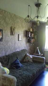 Трёхкомнатная квартира в Можайске.