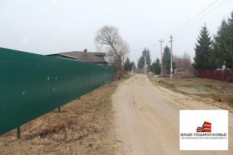Участок 6 соток в деревне Максимовская