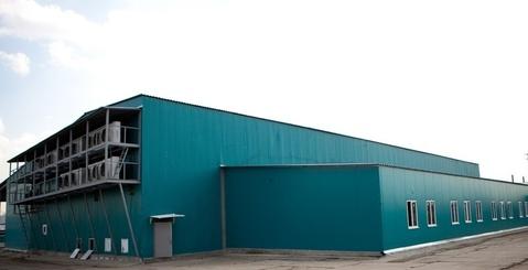 Производственно-складской комплекс 9150 м2, в Лобне, ул. Киово