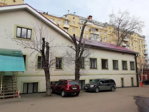 Аренда офиса, м. Киевская, 2-й Вражский