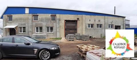 Производственная база общей площадью 918.8 кв.м, (в собственности 201