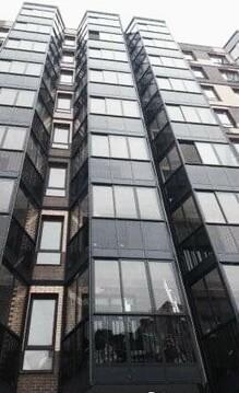 1-комнатная квартира, 28 кв.м., в ЖК Vesna