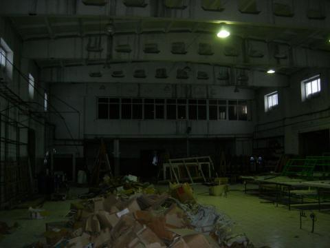 Производственно-складская база 5100 м. в Солнечногорске