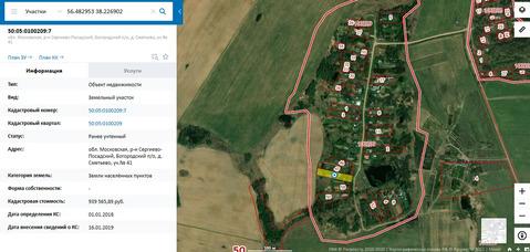 Продажа дома в Сергиево-Посадском районе