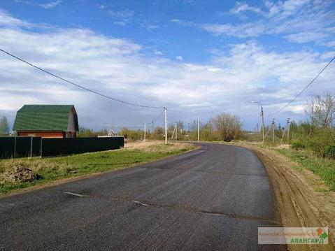 Продается земельный участок, Большое Буньково, 10 сот