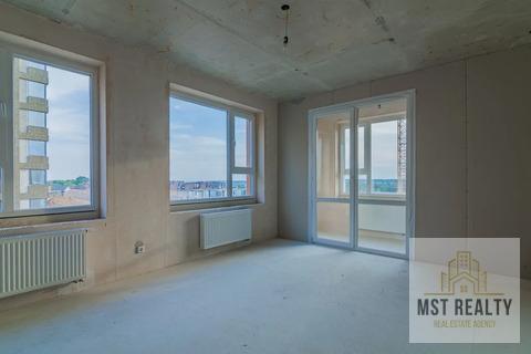 Светлая функциональная двухкомнатная квартира в ЖК Первый квартал