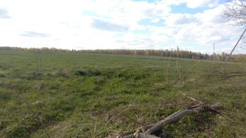 Продается большой участок земли 30 сот в д. Большие Горки Рузский р.
