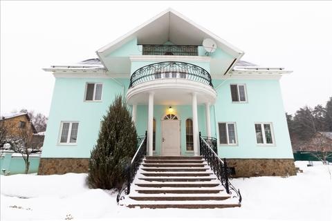 Продается большой дом в Николо-Урюпино готовый для проживания.