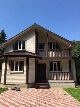 Продается комфортная красивая новая дача в СНТ Городилово Рузский р.