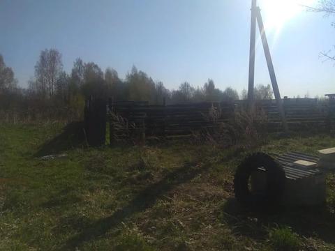 Продается зем участок 20 с. в Рузском районе д. Новокурово с эл-вом