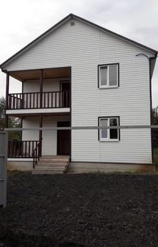 Новый дом, 120 кв.м, 6 соток, д. Венюково, г. Чехов