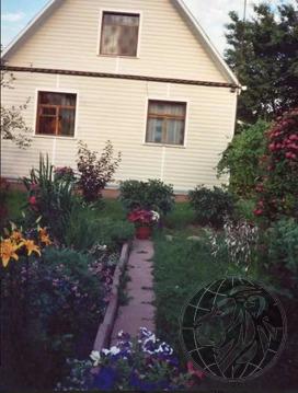 Дом для круглогодичного проживания в центре Подольска СНТ пэмз-2