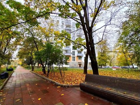 2-комнатная квартира у метро Серпуховская Даниловский район