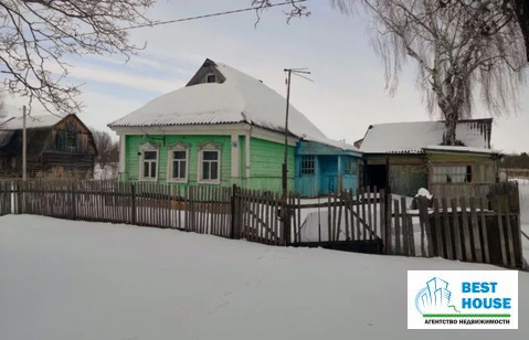 Деревянный дом деревня Бурцево, Можайский р-н.
