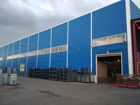 Производственно-складской комплекс в Лобне