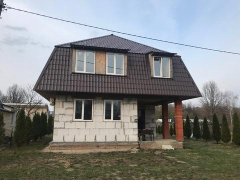 Дом 136 кв м, Наро-Фоминск, Ташировское с/п, СНТ Геолог