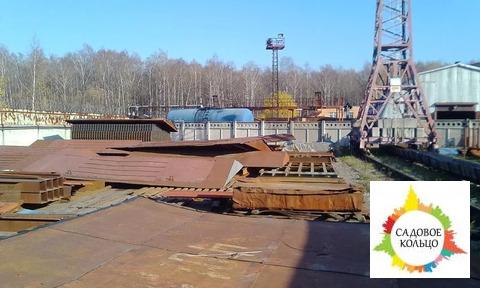 Площадка 2400 кв.м, 7-ми тонный башенный кран, можно сделать отдельны, 720 руб.