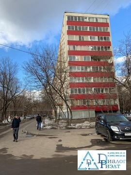 3-комнатная квартира в пяти минутах ходьбы от метро Текстильщики