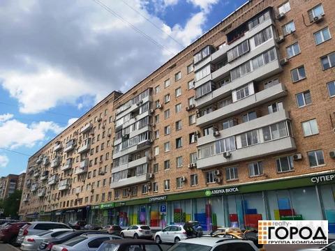 Москва, Ленинский проспект, д.34/1. Продажа двухкомнатной квартиры.