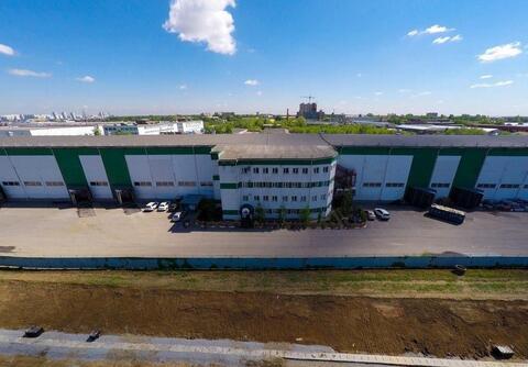 Складской комплекс 9125 м2 класса А в Подольске