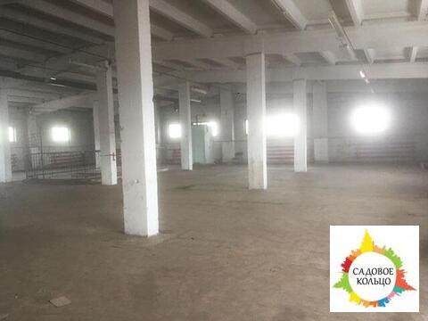 Под склад, тепл, выс. потолка: 4 м, огорож. терр, хор. п/путь. Высо