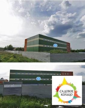 Продаётся производственное здание 4 этажа 1334,6 кв.м. Площадь земельн