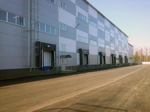 Складской комплекс класса в+ в Одинцовском р-не. 25 км. от МКАД