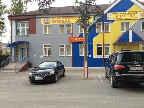 Развлекательно-торговый центр 700 м2 во Фрязино Щелковского р-на