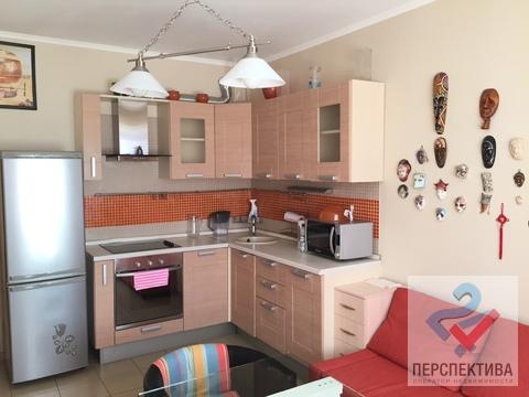 1-комнатная квартира с кухней 16,5 кв.м!