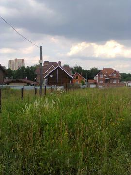 Постройте дом или коттедж с пропиской в Балашихе в д Соболиха