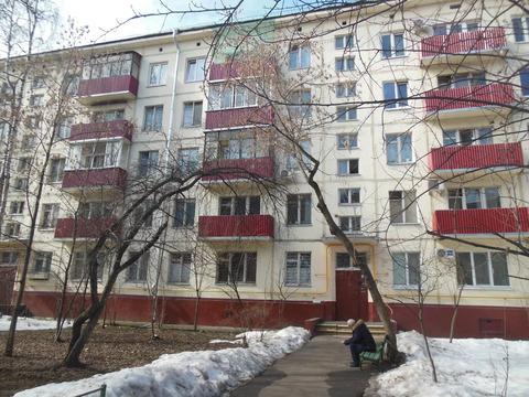 Москва, м. Кузьминки.Продажа 2-х комнатной квартиры