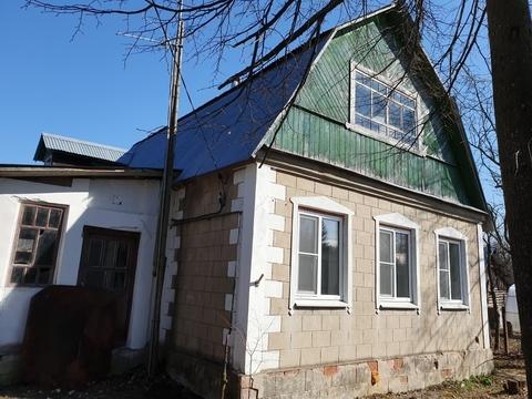 Участок 6,4 сотки с домом 48 кв.м в г. Голицыно
