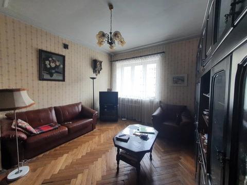 Продается просторная 4-х комнатная квартира в центре Москвы