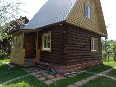 Участок с домом в Голицыно
