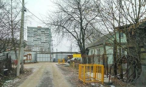 Участок в газифицированном СНТ в центре Подольска