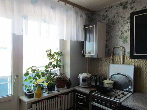 Продается двухкомнатная квартира в с. Полурядинки Озерского района