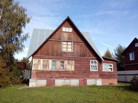Новый дом в СНТ Цимис-1 со всеми удобствами, гараж, сауна, 15соток