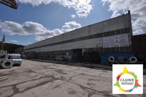 Продается здание: цех нестандартизированного оборудования (склад), общ