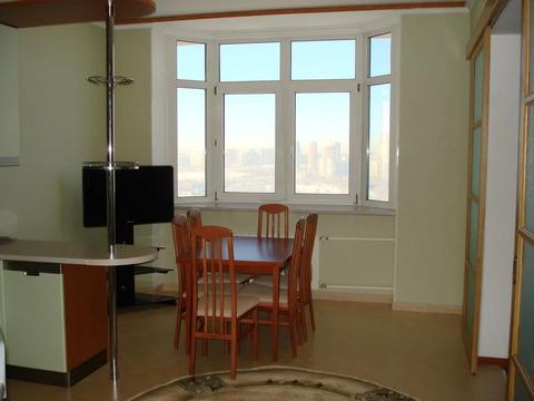 3-комнатная квартира, 125 кв.м.