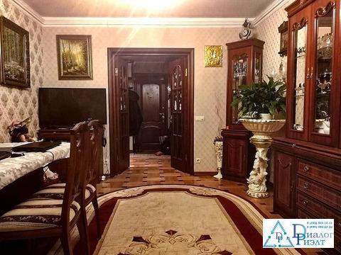 3-комнатная квартира рядом с метро Рязанский проспект