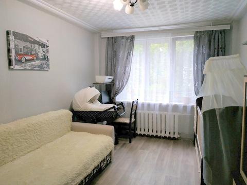 Продажа 2-комнатная в Ново-Синьково. Свежий ремонт.