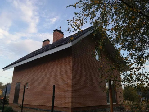 Продам дом 100кв.м. и участок 10кв.м. в г.Руза МО, 8500000 руб.
