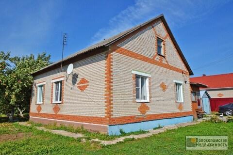 Жилой дом со всеми коммуникациями в Волоколамском районе