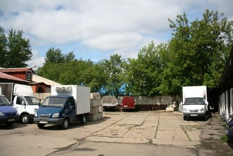 Продажа производственного помещения, м. Тульская, Рощинский 4-й проезд