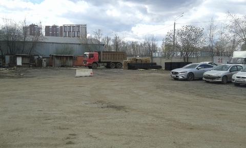 Сдается! Открытая площадка 800 кв. м .асфальт.Закрытая территория.