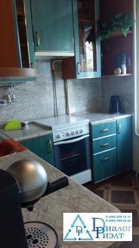 3-комнатная квартира в пешей доступности от метро Некрасовка