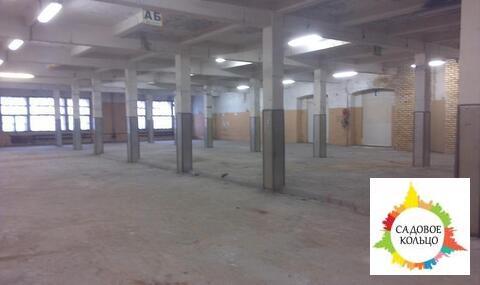 Под произ-во/склад, отаплив, выс. потолка: 3 м, промзона, огорож. т